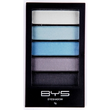 BYS Eyeshadow TOUCH OF TEAL 5 pc