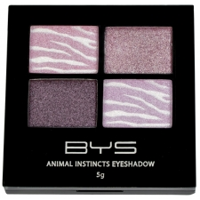 BYS Eyeshadow 4 pc Animal Instincts PURPLES