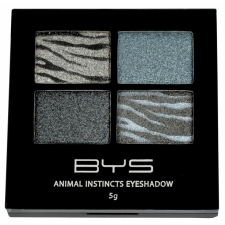 BYS Eyeshadow 4 pc Animal Instincts DARKS