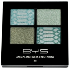 BYS Eyeshadow 4 pc  Animal Instincts GREENS