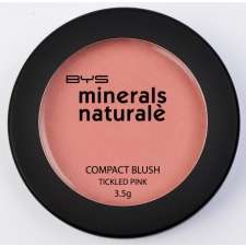 BYS Blush Minerals Naturale Compact TICKLED PINK