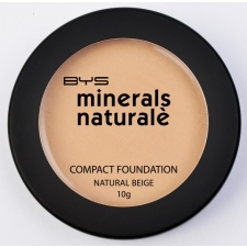 BYS Minerals Naturale Foundation Compact Natural Beige