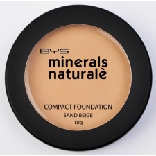 BYS Minerals Naturale Foundation Compact Sand Beige