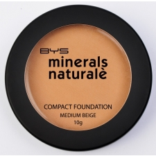 BYS Minerals Naturale Foundation Compact Medium Beige