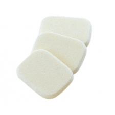 Basicare Make Up Sponge Rectangles 3pc