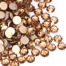 Feel Good Rhinestone Sun (Amber)