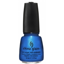 China Glaze Nail Polish Splish Splash- Summer Neons
