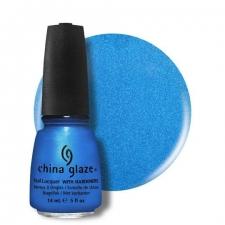 China Glaze Kynsilakka Splish Splash- Summer Neons