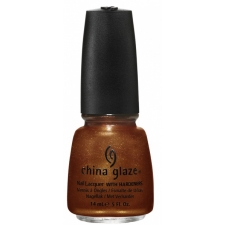 China Glaze Nail Polish Harvest Moon - Hunger Games