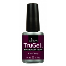EzFlow TruGel Geellakk Rich Cherry 14ml