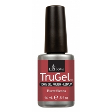 EzFlow TruGel Geellakk Burnt Sienna 14ml