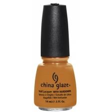 China Glaze Nail Polish Desert Sun - Safari