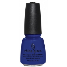 China Glaze Nail Polish Man Hunt - Safari