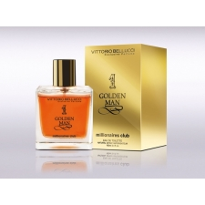 Vittorio Bellucci Golden Man EDT 100ml
