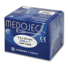 Medoject Needles 24gr 0.5*25 100pcs