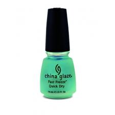 China Glaze Fast Freeze Quick Dry 14 ml