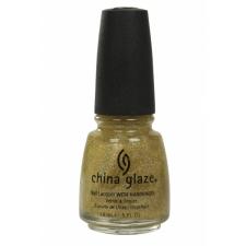 China Glaze Nail Polish Golden Enchantment