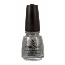 China Glaze Nail Polish Silver Lining