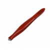 Tweezerman Tweezerette Slant Red Мини-пинцет для бровей
