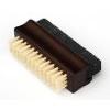 Basicare Nail Brush With Pumice Bamboo