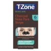 Newtons Labs T-Zone Charcoal Nose Pore Strips 6 pc