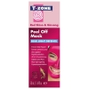 T Zone Skincare Peel Off Mask Red Shiso and Ginseng Blue Light Defence 50ml