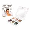theBalm Палетка теней для век Meet Matt Shmaker