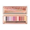 BYS CRYSTAL Collection Eyeshadow Palet CRYSTAL